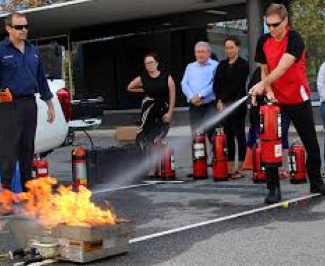 fire warden requirements vic