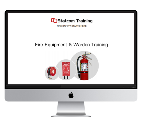 fire equipment and warden training